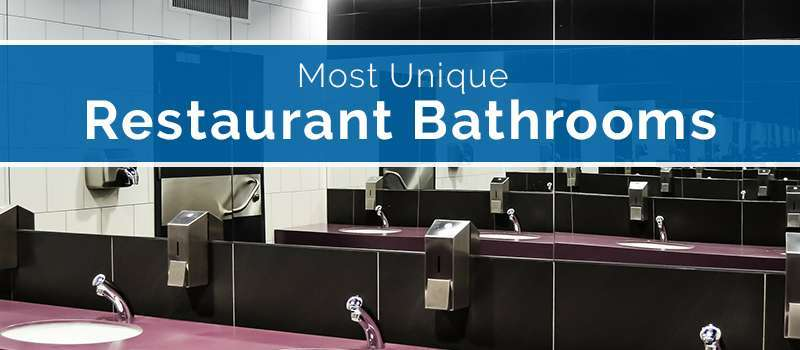 Bathroom Partitions Milwaukee most unique restaurant bathrooms - one point partitions