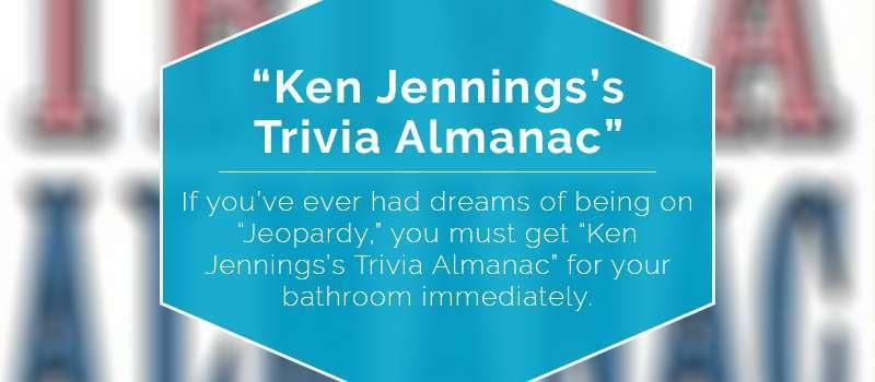 """""""Ken Jennings's Trivia Almanac"""""""