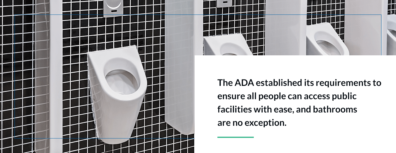 Does Your Bathroom Meet ADA Requirements?