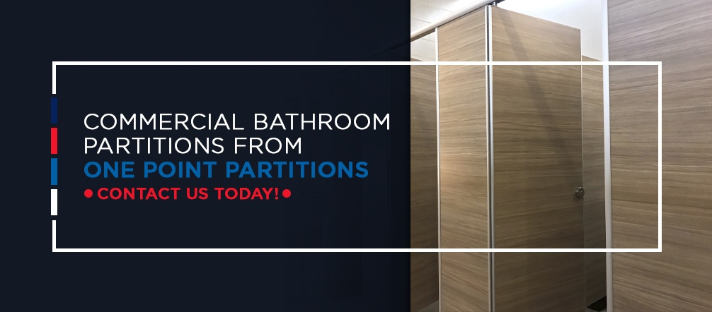 Commercial Bathroom Partitions From One Point Partitions