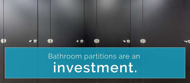 Picking Popular Bathroom Partitions One Point Partitions - Custom bathroom partitions