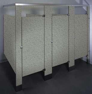 Folkstone Celesta Phenolic Bathroom Stalls