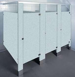 Dali Laminate Bathroom Stalls