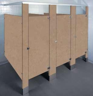 Autumn Indian Laminate Bathroom Stalls