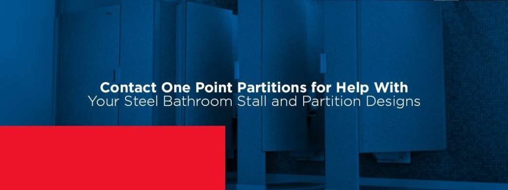 Contact One Point Partitions