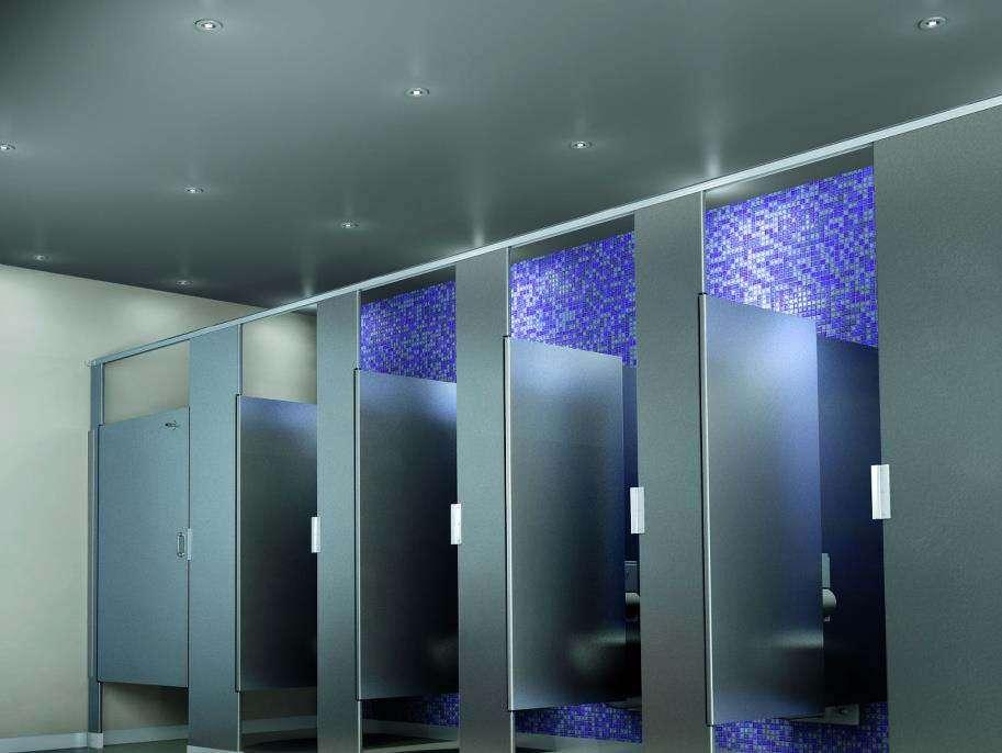 multiple toilet partitions