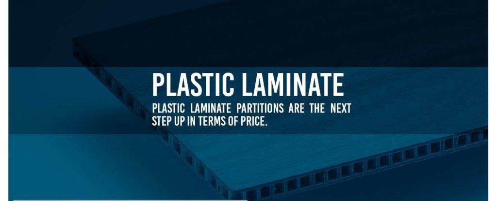 plastic laminate bathroom partitions