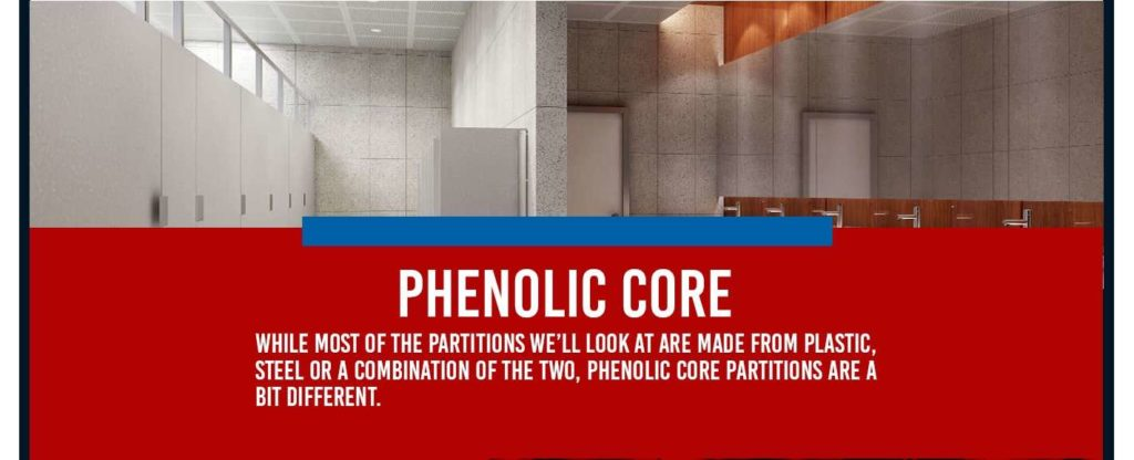 phenolic core bathroom partitions