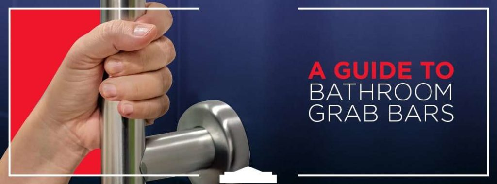 a guide to bathroom grab bars