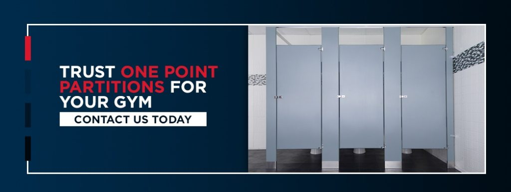 Trust One Point Partitions for Your Gym
