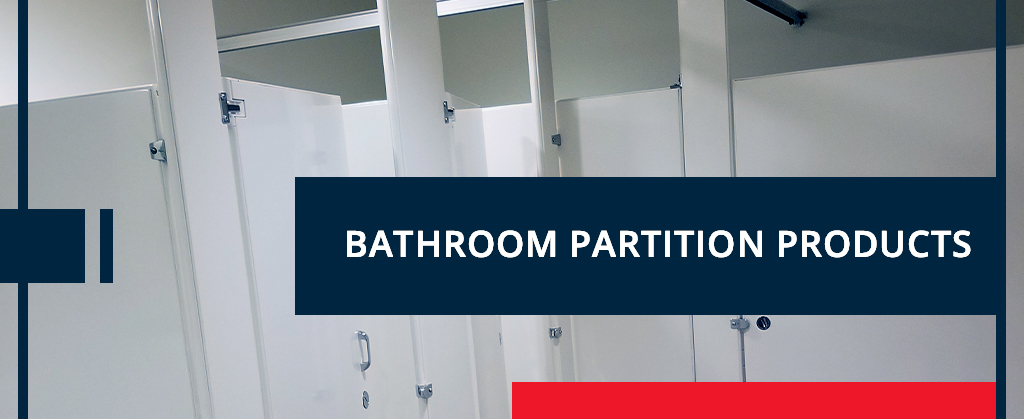 bathroom partition products