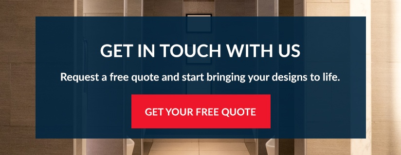 Request a free quote and start bringing your restroom designs to life