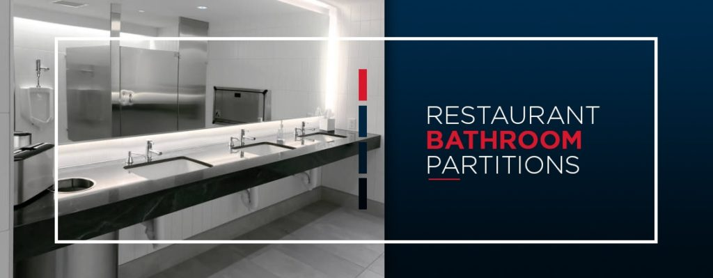 Restaurant Bathroom Partitions One Point Partitions
