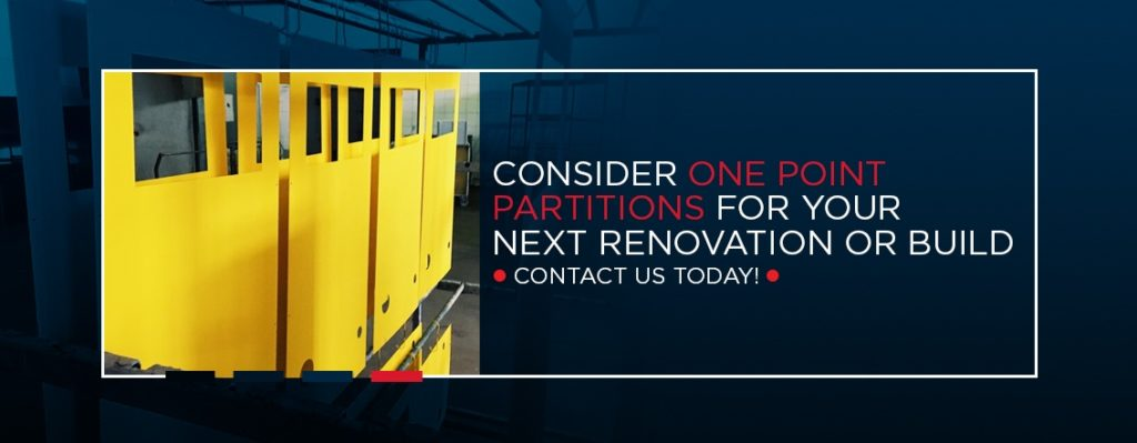 Consider One Point Partitions for Your Next Renovation or Build