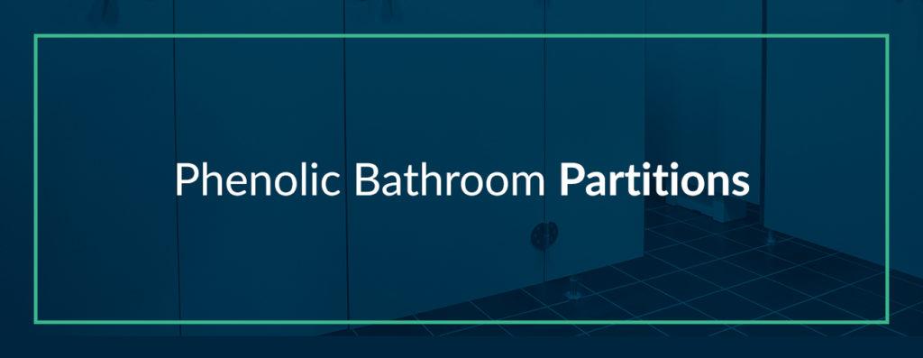 Phenolic Bathroom Partitions