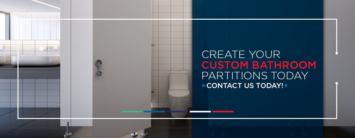 Create Your Custom Bathroom Partitions Today